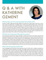 Author Q&A